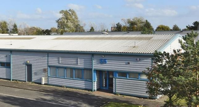 Thumbnail Light industrial to let in Unit 55, Third Avenue, Deeside Industrial Park East, Deeside, Flintshire