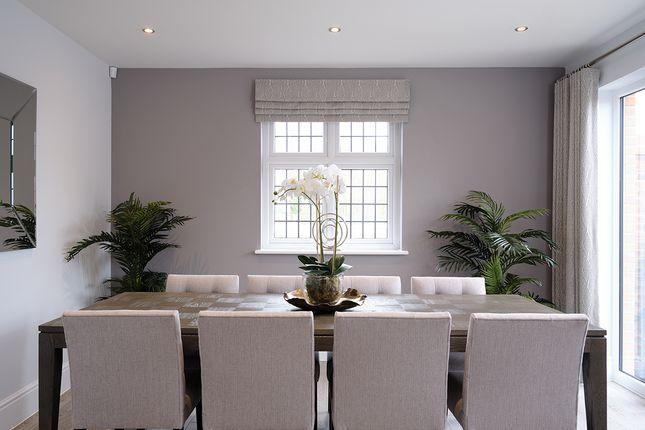 "4 bedroom detached house for sale in ""Richmond"" at Deer Park Lane, Bassaleg, Newport"
