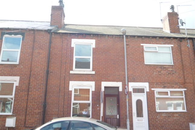Thumbnail Terraced house to rent in Centre Street, South Elnsall, Pntefract