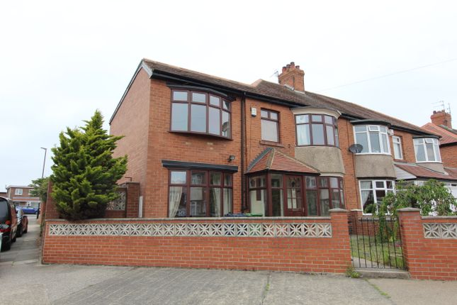 Thumbnail Semi-detached house to rent in Ormesby Road, Sunderland