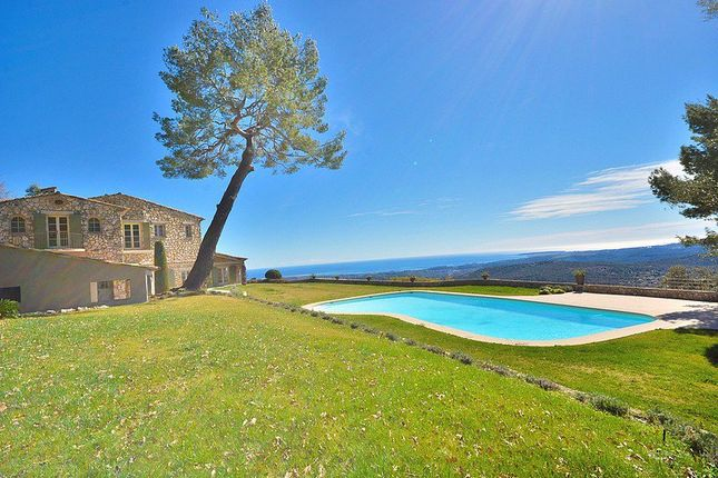 Thumbnail Villa for sale in Vence, Vence, St. Paul Area, French Riviera