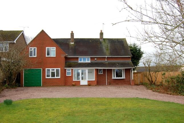 Thumbnail Detached house for sale in New Inn Row, Cannock Road, Brocton, Stafford