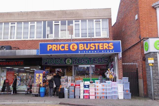 Thumbnail Retail premises to let in Queens Road, Leicester