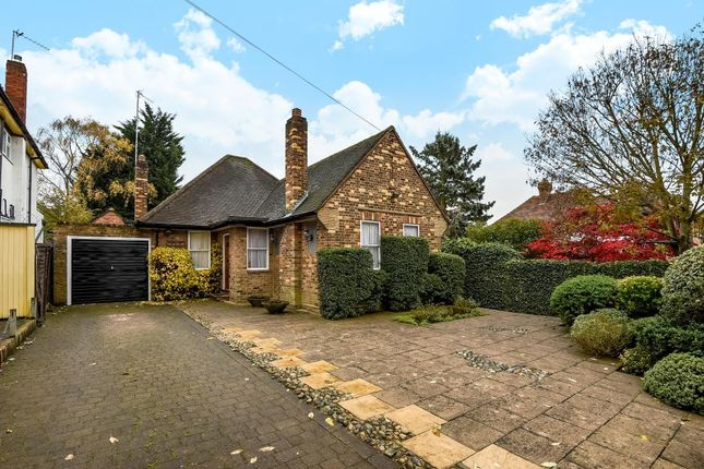 Thumbnail Detached bungalow for sale in Winscombe Way, Stanmore HA7,