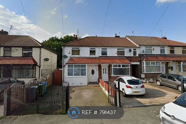 Thumbnail Semi-detached house to rent in Melverley Road, Manchester