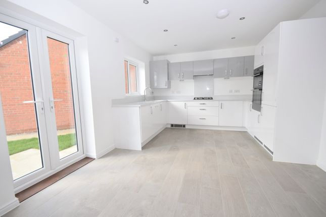 Detached house for sale in Leicester Road, Market Harborough