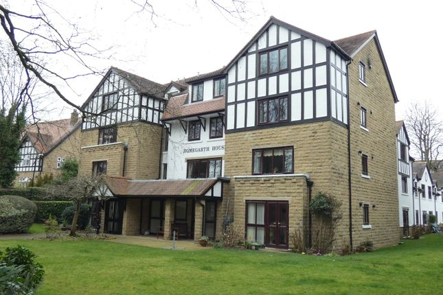 Thumbnail Flat to rent in Homegarth House, 5 Wetherby Road, Leeds