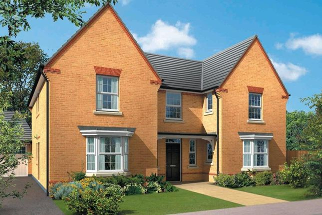 """Thumbnail Detached house for sale in """"Stowe"""" at Fosse Road, Bingham, Nottingham"""