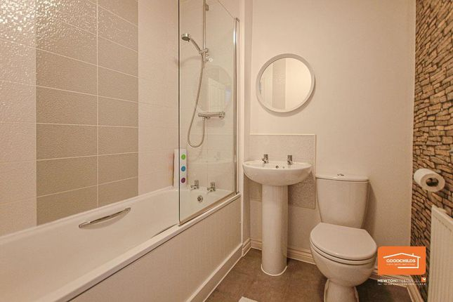 Bathroom of Yorkshire Grove, Walsall WS2