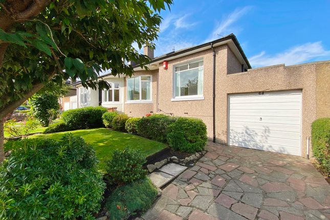 3 bed semi-detached bungalow for sale in 64 Orchard Road, Craigleith, Edinburgh EH4