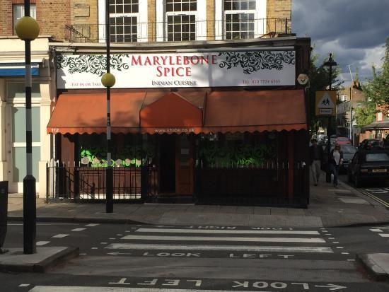 Thumbnail Restaurant/cafe for sale in Lisson Grove, London
