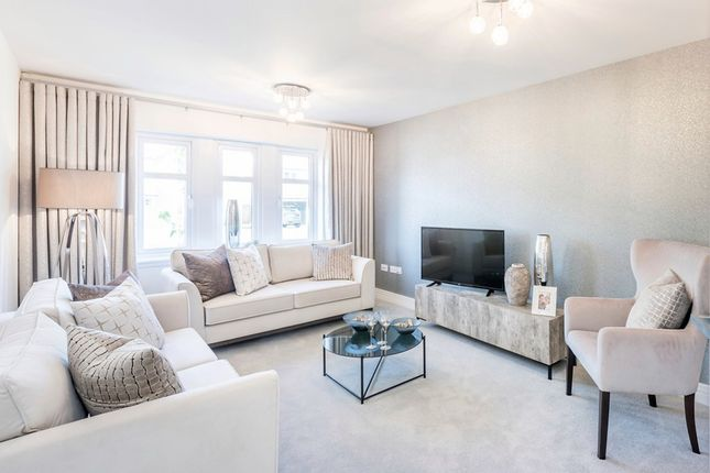 """Thumbnail End terrace house for sale in """"Avon"""" at Inchbrae, Erskine"""