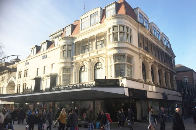 Thumbnail Retail premises for sale in Chapel Street, Southport