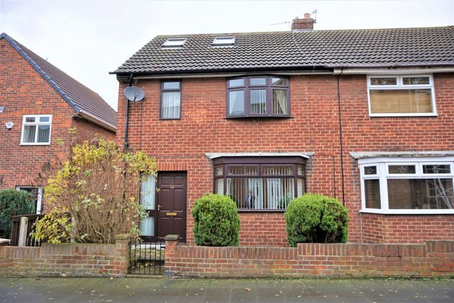 Thumbnail Semi-detached house for sale in Richard Street, Hetton-Le-Hole, Houghton Le Spring