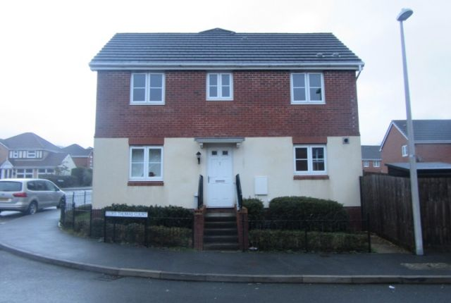 Thumbnail End terrace house to rent in Lloyd Thomas Court, Townhill, Swansea.
