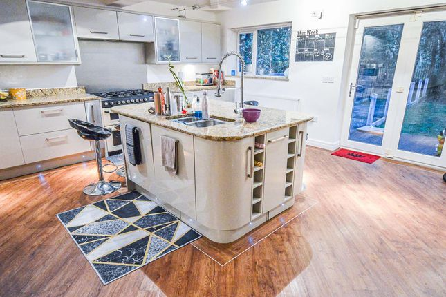 Kitchen/Diner of New Forest Road, Brooklands, Manchester M23