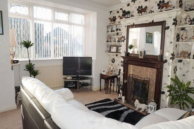 Thumbnail Semi-detached house for sale in Ash Bank Road, Ash Bank, Stoke-On-Trent, Staffordshire