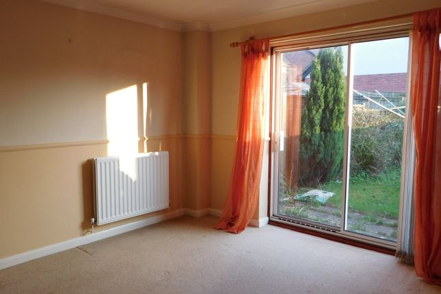 Thumbnail End terrace house to rent in Park Court, Undy, Caldicot