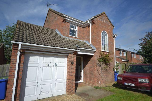 Thumbnail Detached house for sale in Sandringham Close, Towcester