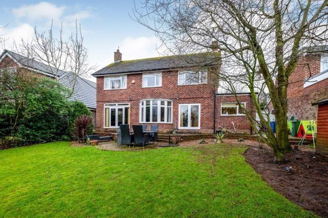 Garden of Quickswood Close, Liverpool, Merseyside L25