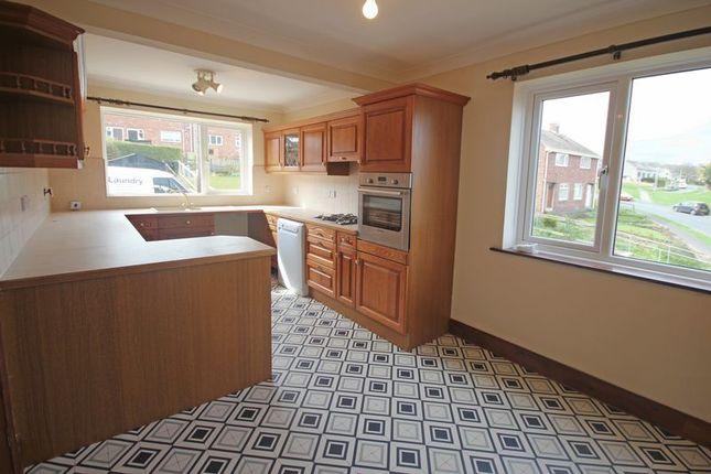 Thumbnail Maisonette to rent in St. Lukes Road, Hexham