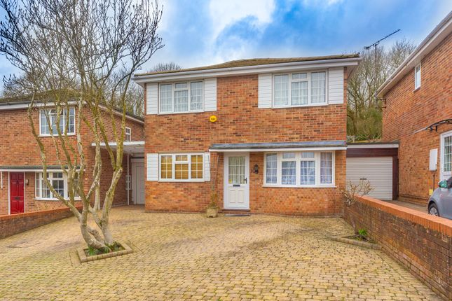 Thumbnail Detached house for sale in Bay Tree Rise, Calcot, Reading
