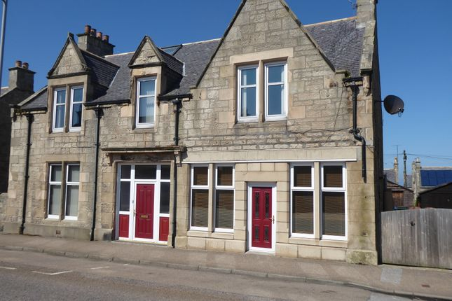 Thumbnail Semi-detached house for sale in Queen Street, Lossiemouth