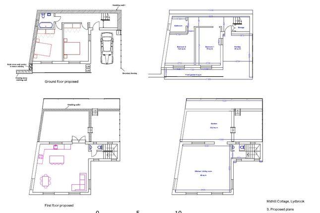 Refused Proposed Floorplans
