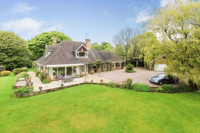 Thumbnail Detached house for sale in Consall, Staffordshire Moorlands