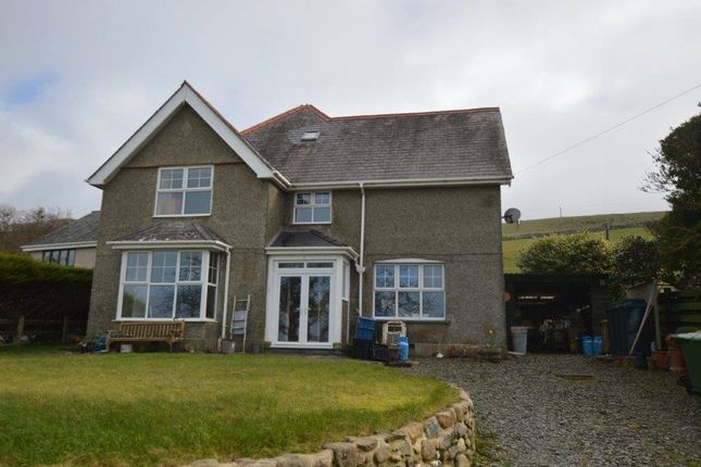 Thumbnail Detached house for sale in Garthowen, Llwyngwril, Gwynedd