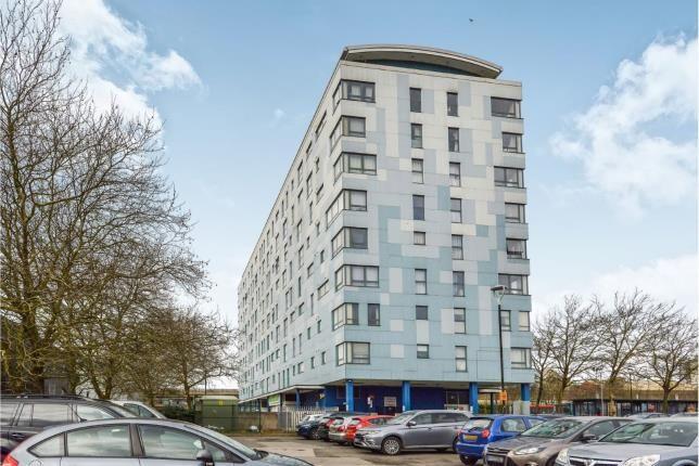 Thumbnail Flat for sale in Stephenson House, Wetherburn Court, Bletchley, Milton Keynes
