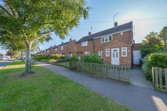Thumbnail Semi-detached house for sale in Wilshere Road, Welwyn, | Chain Free