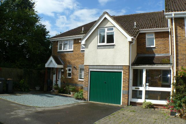 Thumbnail Terraced house to rent in Hackwood Close, Andover