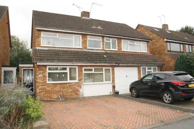 Thumbnail Semi-detached house to rent in Stortford Hall Park, Bishop's Stortford