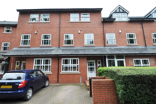 3 bed town house to rent in Riverside Drive, Selly Park, Birmingham