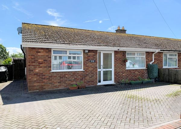 2 bed semi-detached bungalow for sale in Maesnewydd, Aberdovey LL35