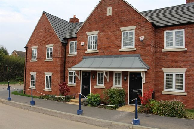 Thumbnail Terraced house to rent in St Marys Way, Elmesthorpe, Leicester
