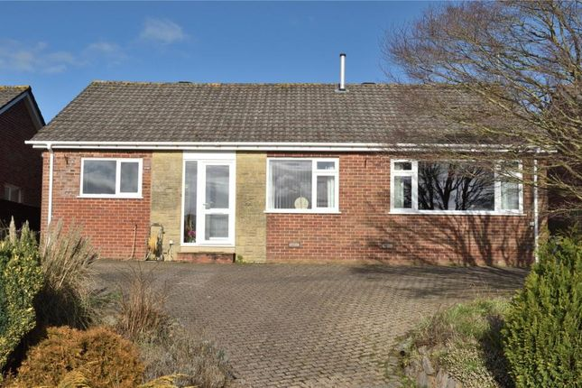 Thumbnail Detached bungalow for sale in Mallocks Close, Tipton St. John, Sidmouth, Devon