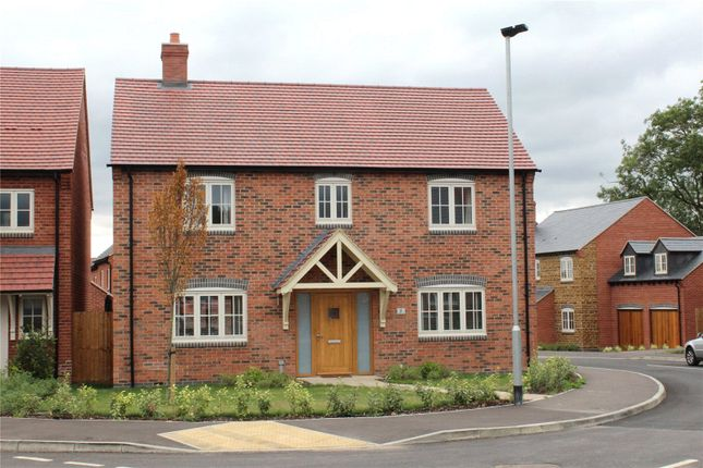Thumbnail Detached house for sale in The Thornberry, The Paddocks, Bourne End, Hertfordshire