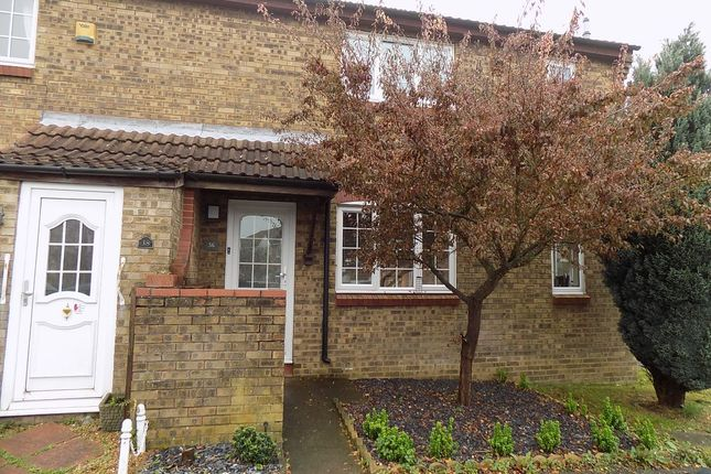 Thumbnail Terraced house for sale in Stag Road, Chatham