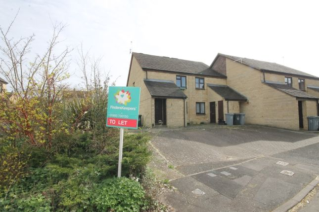 Thumbnail Flat to rent in Manor Road, Witney