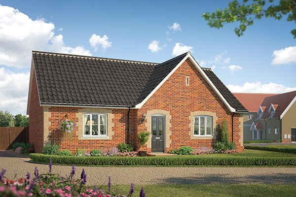 Thumbnail Detached bungalow for sale in Mundesley Road, Overstrand, Norfolk