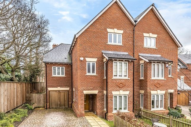 Thumbnail Semi-detached house for sale in Albuhera Mews, Mill Hill