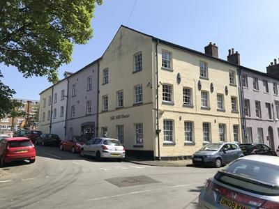 Thumbnail Office to let in Silk Mill House, Marsh Parade, Newcastle Under Lyme, Staffordshire