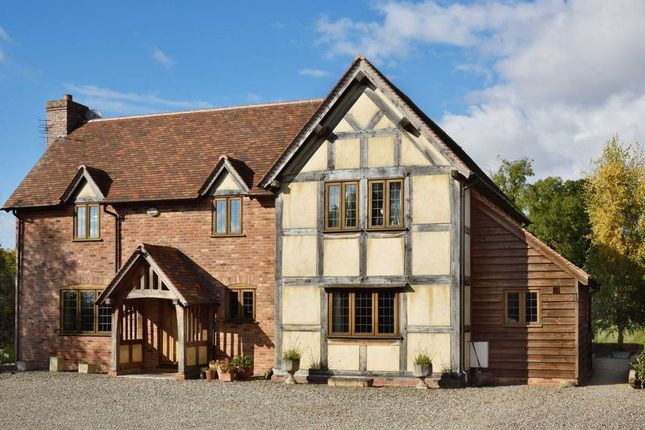 Thumbnail Detached house for sale in Preston Wynne, Hereford