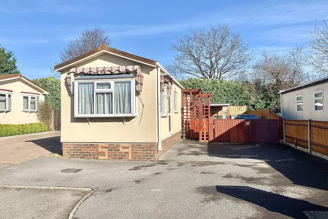 Property for sale in Grange Park Mobile Homes, Shamblehurst Lane South, Hedge End