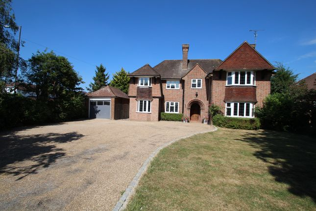 Thumbnail Detached house for sale in Wendover Road, Aylesbury