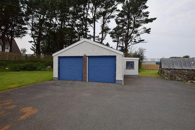 Garage of Sarnau, Llandysul SA44