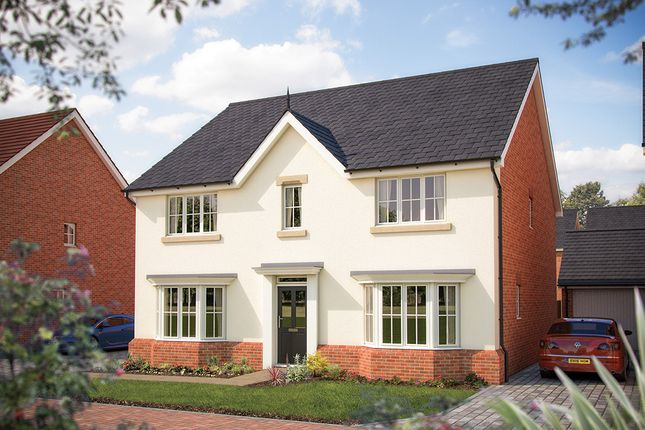 "Detached house for sale in ""The Richmond"" at Foxhall Road, Ipswich"