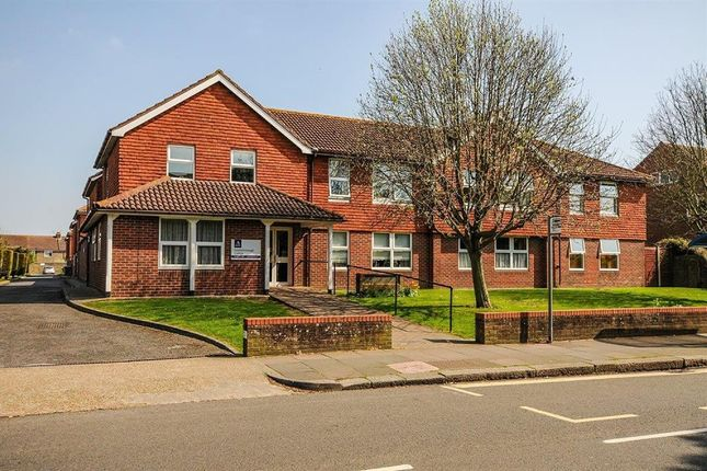 Thumbnail Property for sale in Gainsborough Lodge, South Farm Road, Worthing, West Sussex
